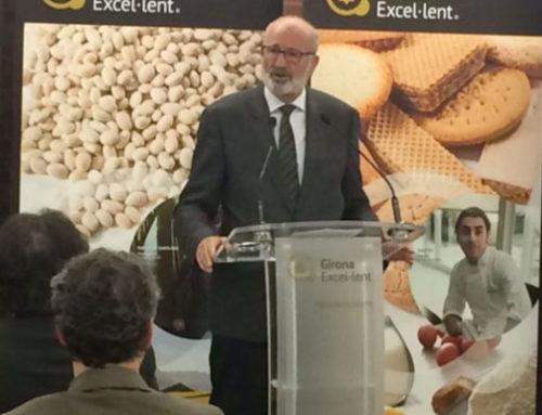 """Abierto el plazo para optar al sello agroalimentario """"Girona Excelente"""", promovido por la Diputación y la Cámara"""