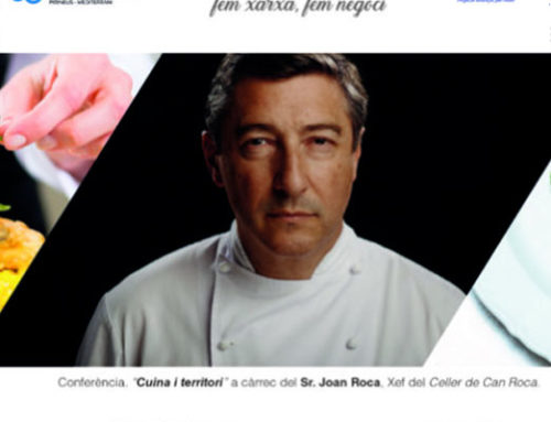 Pirineus Gourmet invita Joan Roca a Lleida para conocer los vínculos entre cocina y territorio