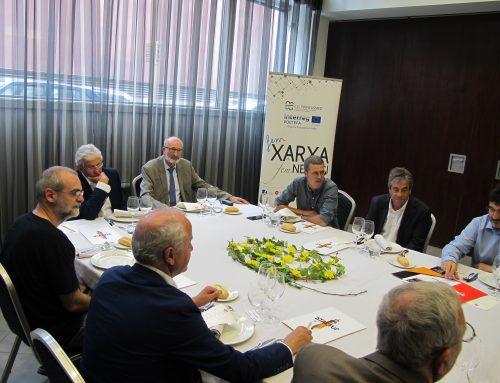 Resumen del almuerzo coloquio del CET con Miguel Echenique