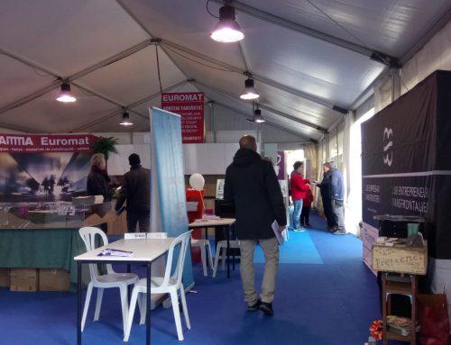 Présentation du Club Entrepreneurs Transfrontalier au Salon des 40 heures à Ripoll